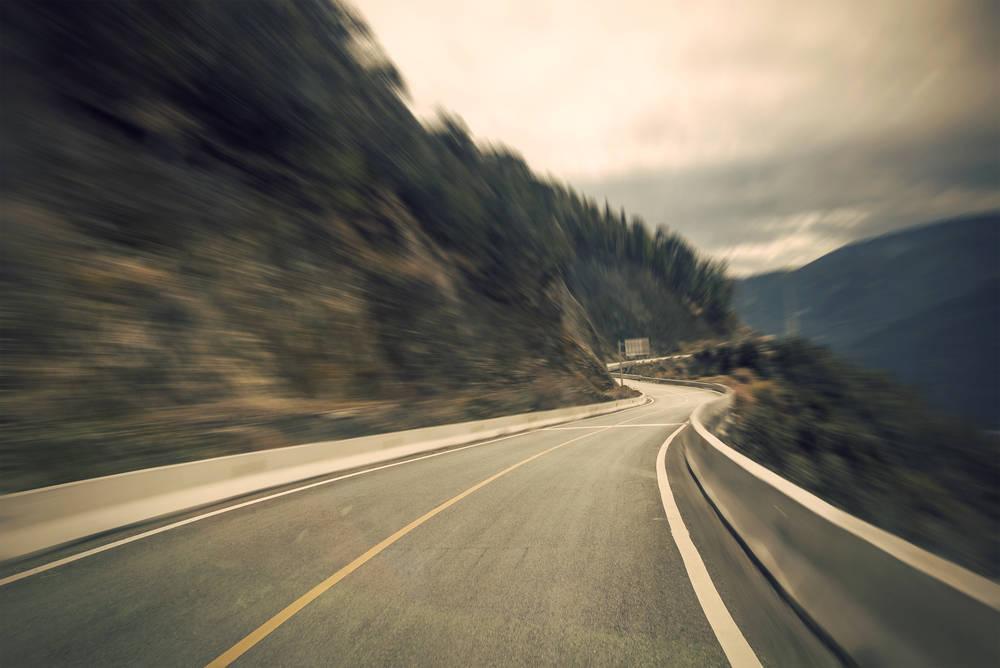 El mal estado de las carreteras españolas es un reflejo del estado del país