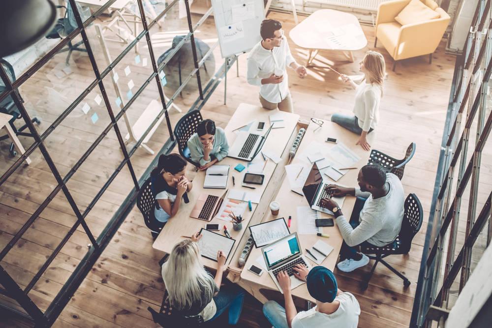 El coworking, ventajas de un modelo empresarial en constante expansión