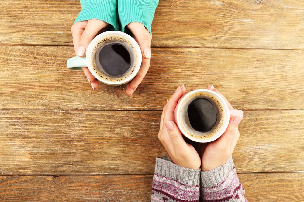 El café en el punto de mira
