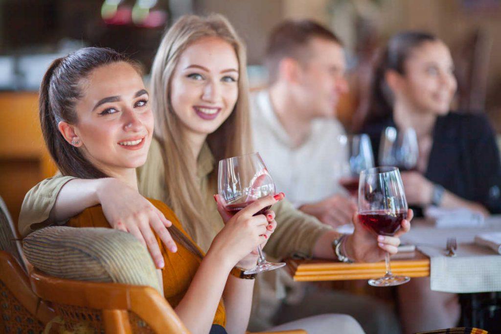 Las copas y vasos, elementos para diferenciar a un negocio hostelero del resto de su competencia