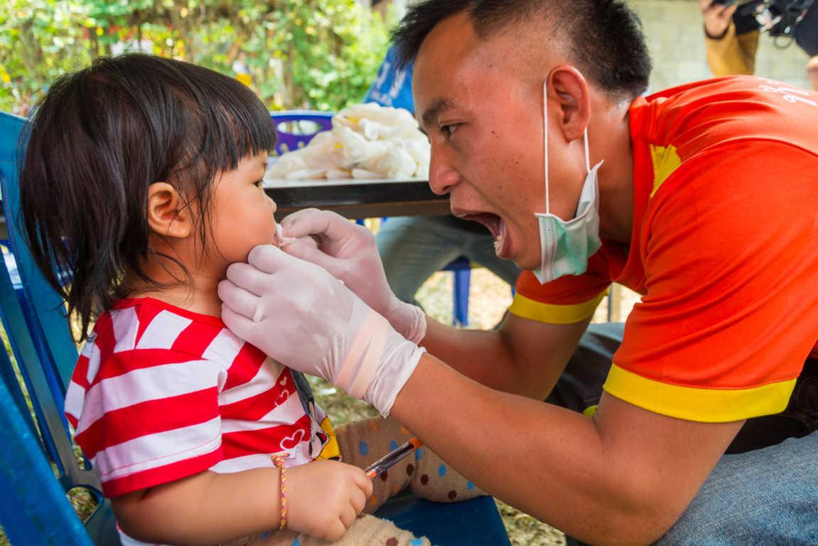 Los problemas de salud bucodental son peores en los países pobres