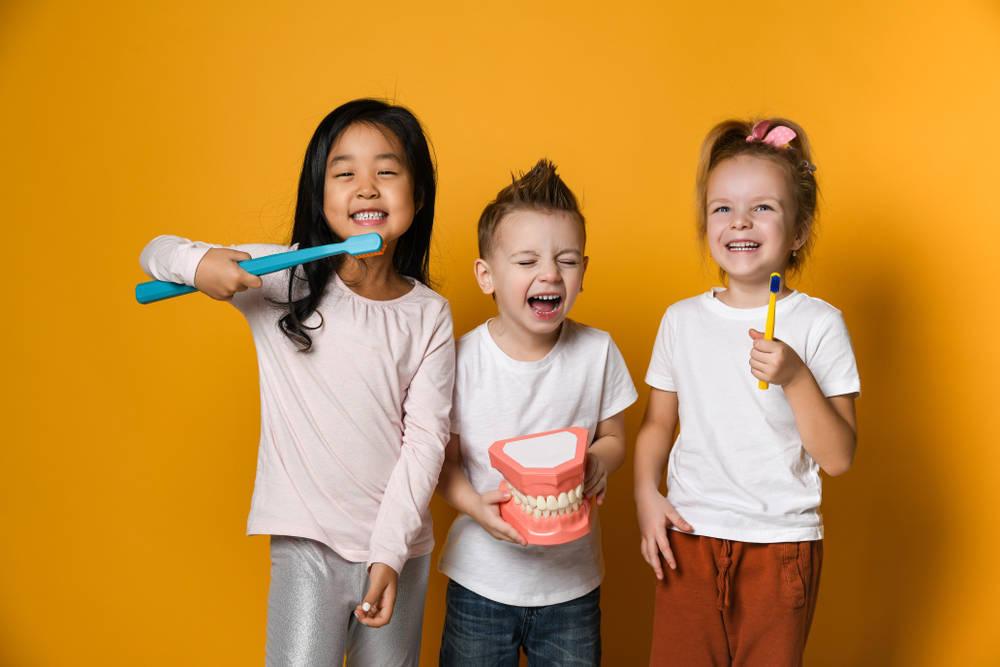 Estos son los problemas más comunes por los que los niños van al dentista