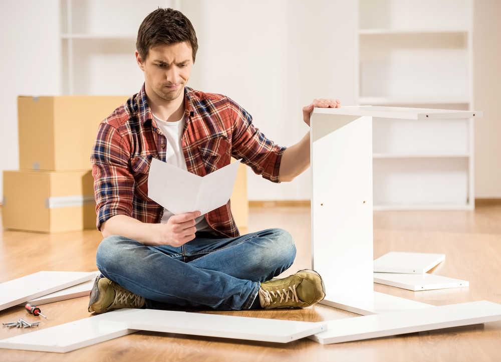 8 trucos para montar muebles